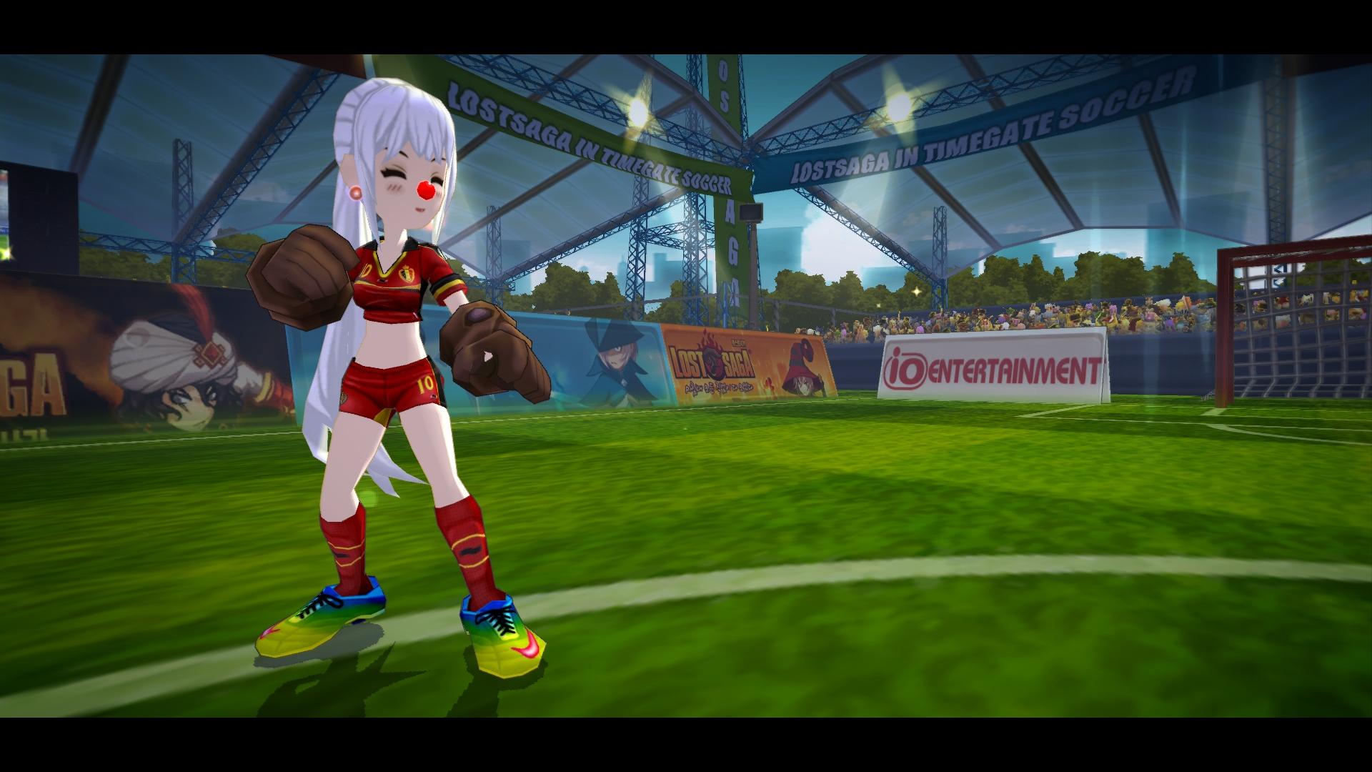 [길드스킨] '벨기에' 길드 축구복 (2014 브라질 월드컵)