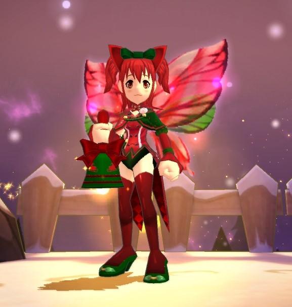 [크리스마스] 산타 스킨셋트
